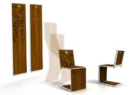stoelen van studio Dror