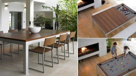 fusion table van Aramith
