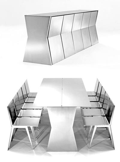 De monolith tafel