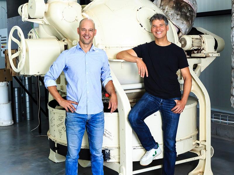 Rodney Nikkels & Enver Loke - Chocolatemakers