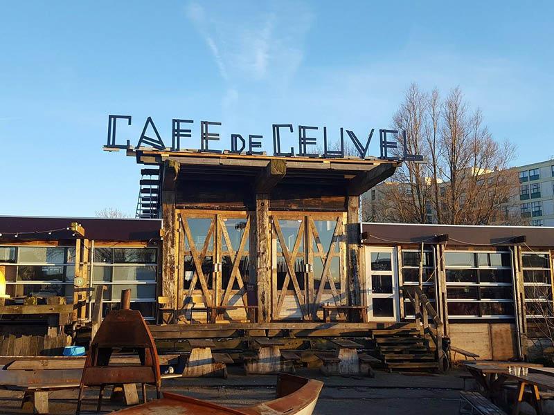 Gideon Loerakker - Café de Ceuvel