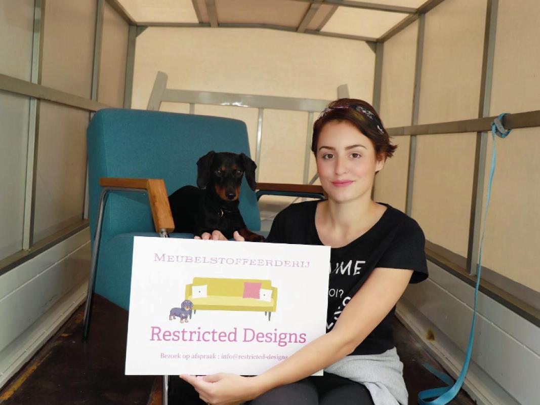 Lisa de Vries - Restricted Designs