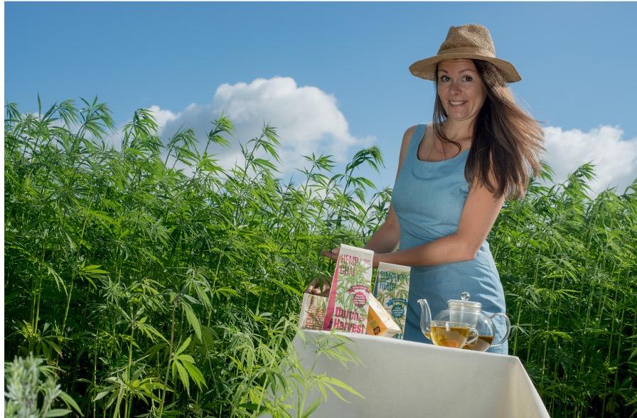 Esther Molenwijk – Dutch Harvest, hennep infusion
