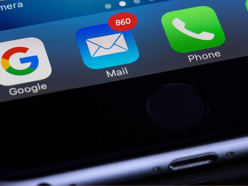 4 tips voor een georganiseerde mailbox