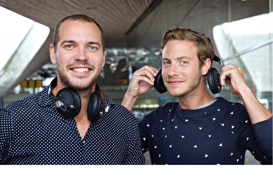 Dorus Galema & Tom Leenders - Gerrard Street / headphone