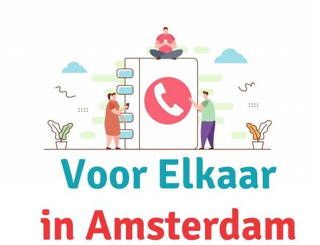 Mooi initiatief in Amsterdam